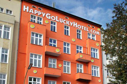 HappyGoLuckyHotel 1