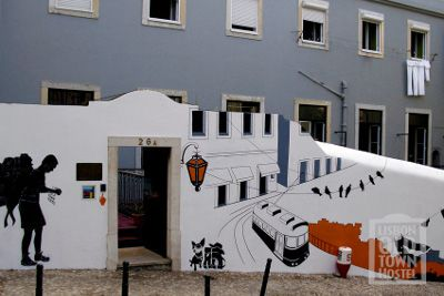Lisbon Old Town Hostel 1